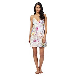 B by Ted Baker - Multi-coloured 'Hanging Gardens' print chemise