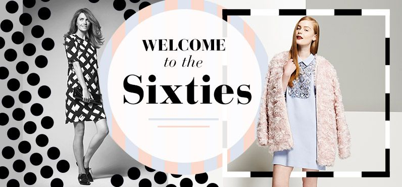 AW14 Style: Women's Welcome to the Sixties