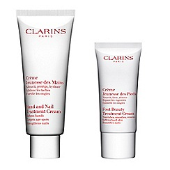 Clarins - Hand and feet treatment kit