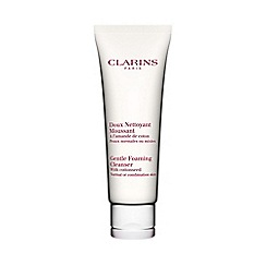 Clarins - Gentle foaming cleanser for normal to combination skin 125ml
