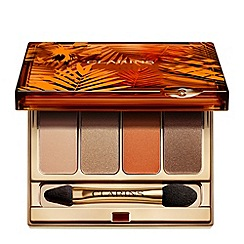Clarins - 4 colour eye palette 6.9g