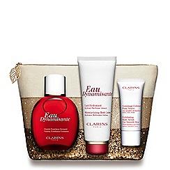 Clarins - 'Eau Dynamisante' gift set