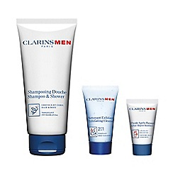 Clarins - 'The Everyday Men's Collection' skin care gift set