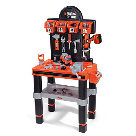 Smoby - Black And Decker Workbench