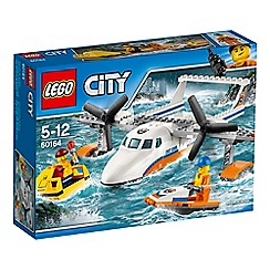 LEGO - City Sea Rescue Plane - 60164