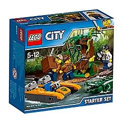 LEGO - City Jungle Starter Set - 60157