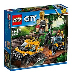 LEGO - City Jungle Halftrack Mission - 60159