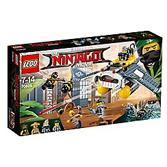 LEGO - Ninjago Movie Manta Ray Bomber - 70609