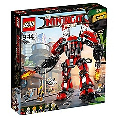 LEGO - Ninjago Movie Fire Mech - 70615