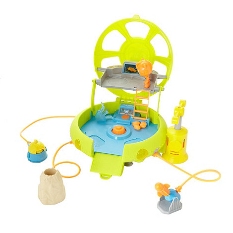 Octonauts - Deep Sea Octo Lab