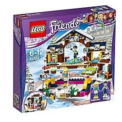 LEGO - Friends Snow Resort Ice Rink - 41322