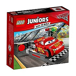 LEGO - Juniors Lightning McQueen Speed Launcher - 10730