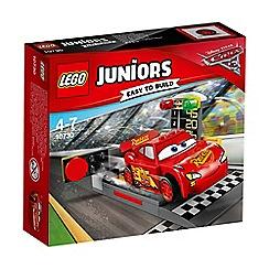 LEGO - Juniors Lightning McQueen Speed Launcher - 10730