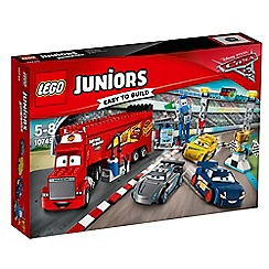 LEGO - Juniors Cars Florida 500 Final Race - 10745