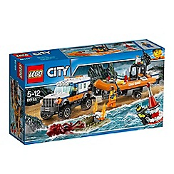 LEGO - City 4x4 Response Unit - 60165