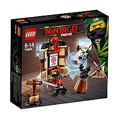 LEGO - Ninjago Movie Spinjitzu Training - 70606