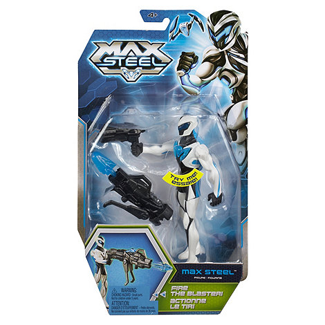 Max Steel - Ultra Blast Figure