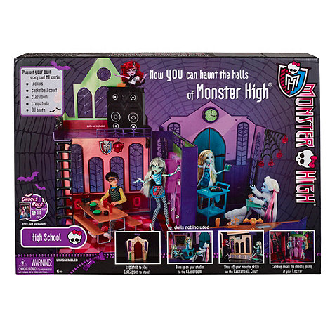 Monster High - School Playset