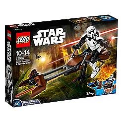 LEGO - Star Wars™ Scout Trooper™ & Speeder Bike™ - 75532