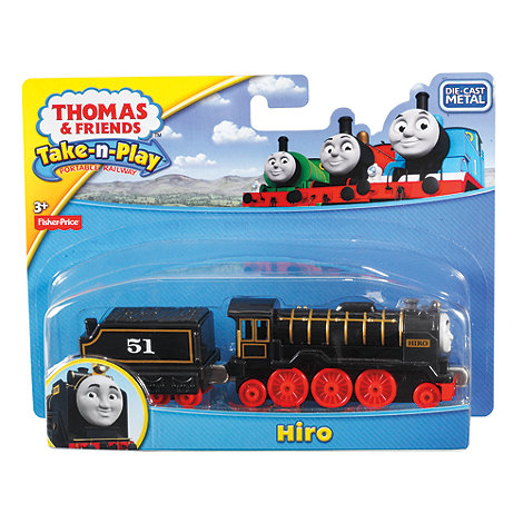 Thomas & Friends - Take-N-Play Hiro