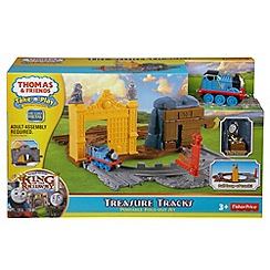 Thomas & Friends - Thomas Tnp Treasure On The Tracks Set (King Of The Rails)