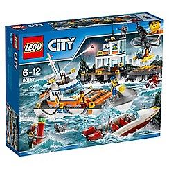 LEGO - City Coast Guard Head Quarters - 60167