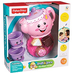 Fisher-Price - Laugh & Learn Say Please Tea Set