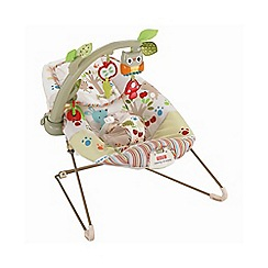 Fisher-Price - Woodsy Friends Comfy Time Bouncer