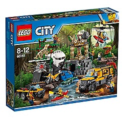 LEGO - City - Jungle Exploration Site - 60161