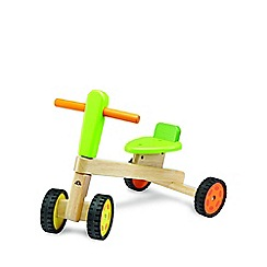 Early Learning Centre - Wonderworld Wooden Trike
