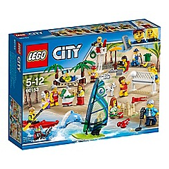LEGO - City - People pack   Fun at the beach - 60153