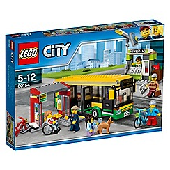 LEGO - City - Bus Station - 60154