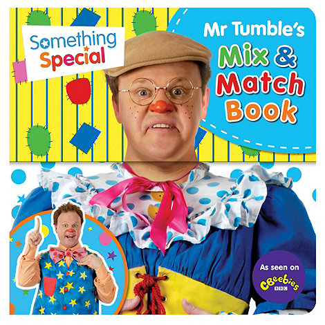 Something Special - Mr Tumble Mix & Match