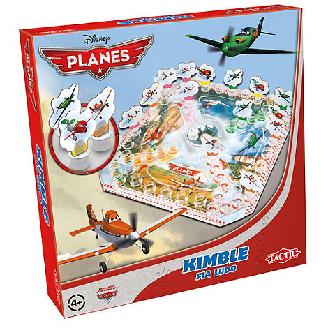 Disney Planes - Kimble (Popomatic) Game