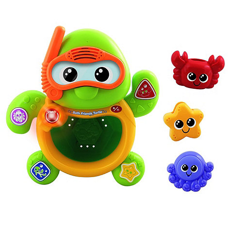 VTech - Bath Bath Friends Turtle
