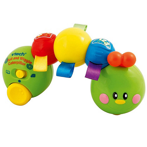 VTech Baby - Roll & Wiggle Catepillar