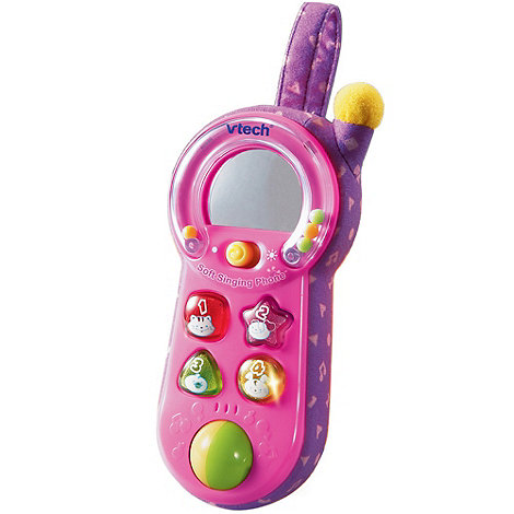 VTech Baby - Soft Singing Phone - Pink