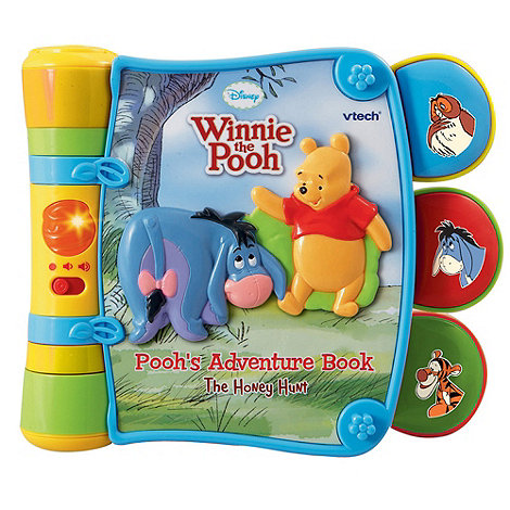 VTech - Wtp Pooh+s Adventure Book