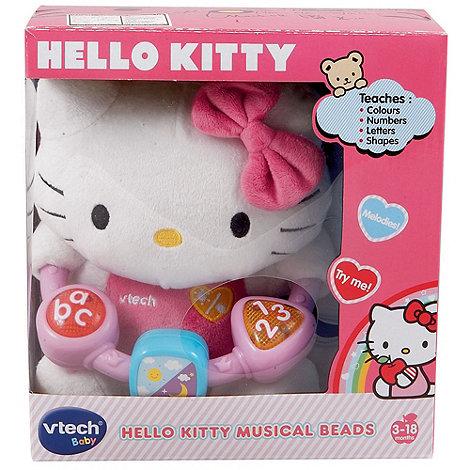 Hello Kitty - Vtech Musical Beads
