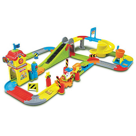 VTech - Toot-Toot Drivers - Train Station (Inc Motorised Train)