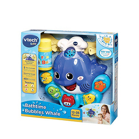 VTech - Bathtime Activity Whale