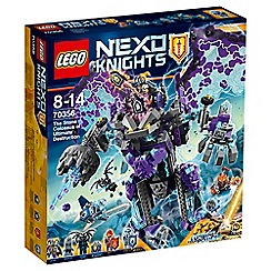 LEGO - Nexo Knights™ - The Stone Colossus of Ultimate Destruction - 70356