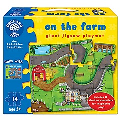 Orchard Toys - On The Farm