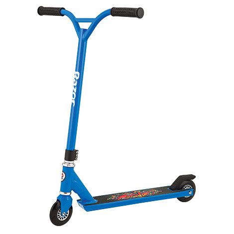 Razor - Beast Stunt Scooter - Blue