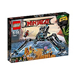 LEGO - Ninjago Movie Water Strider - 70611