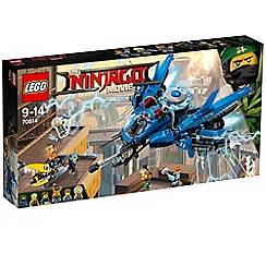 LEGO - Ninjago Movie Lightning Jet - 70614