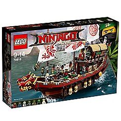 LEGO - Ninjago Movie Destiny's Bounty - 70618