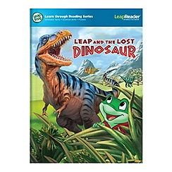 LeapFrog - LeapReader Book : Leap and the Lost Dinosaur