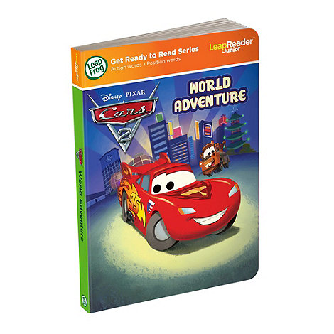LeapFrog - LeapReader Junior Cars 2 Book