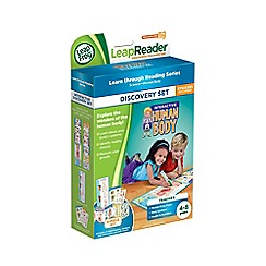 LeapFrog - LeapReader Interactive Human Body Discovery Pack